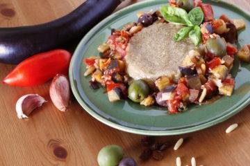 Amaranto mediterraneo | Ricetta vegan gluten-free
