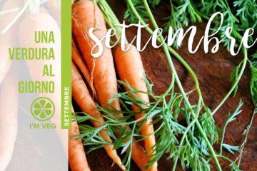 Una verdura al giorno: SETTEMBRE